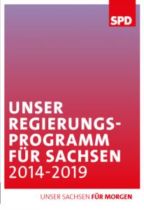 Regierungsprogramm für Sachsen