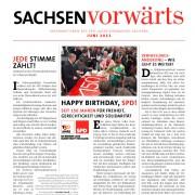 SachsenVorwärts Juni 2013