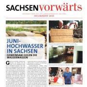 SachsenVorwärts Juli 2013