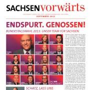 SachsenVorwärts September 2013