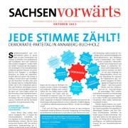 SachsenVorwärts Oktober 2013