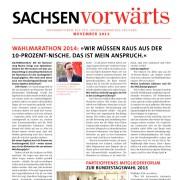 SachsenVorwärts November 2013