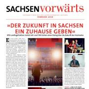 SachsenVorwärts Februar 2014