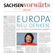 SachsenVorwärts März 2014