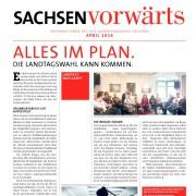 SachsenVorwärts April 2014