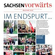 SachsenVorwärts Mai/Juni 2014